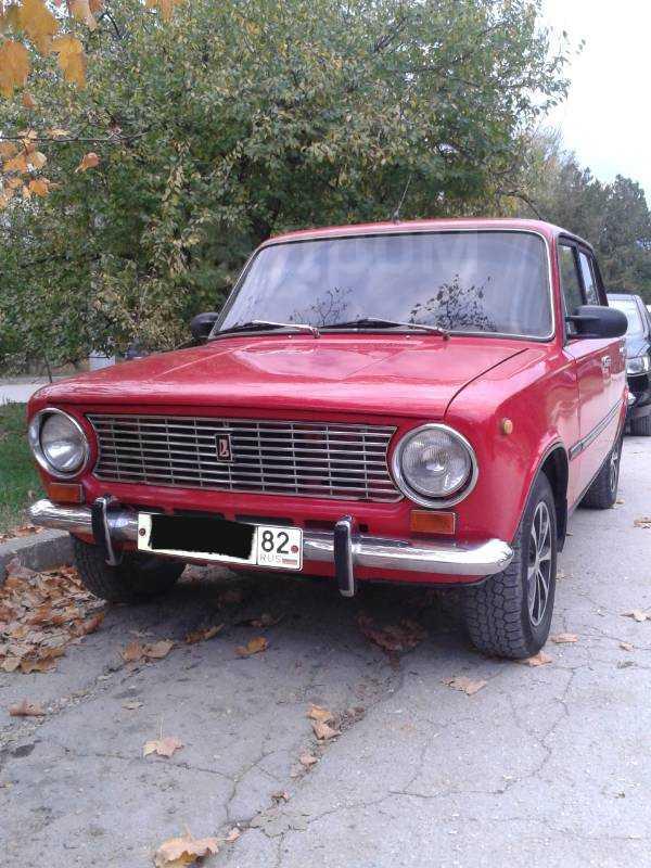 Лада 2101, 1980 год, $1000