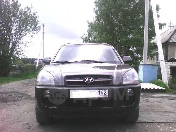 Hyundai Tucson, 2007 год, 630 000 руб.