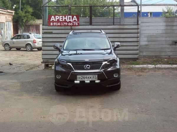 Lexus RX450h, 2010 год, 1 820 000 руб.
