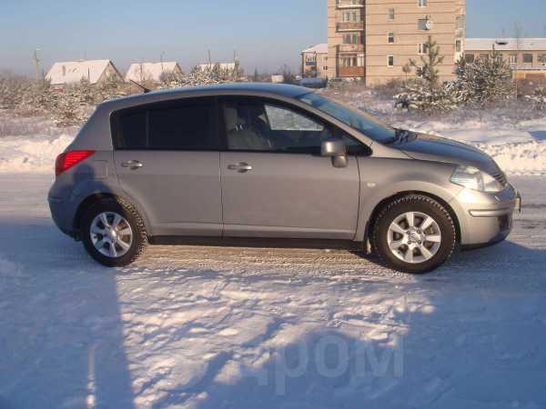 Nissan Tiida, 2008 год, 348 000 руб.
