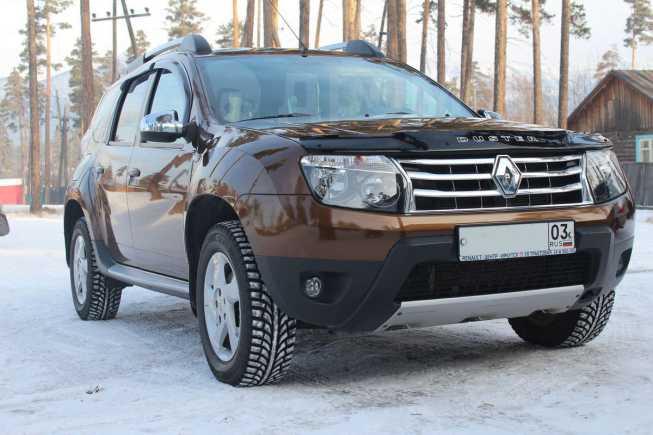 Renault Duster, 2012 год, 700 000 руб.