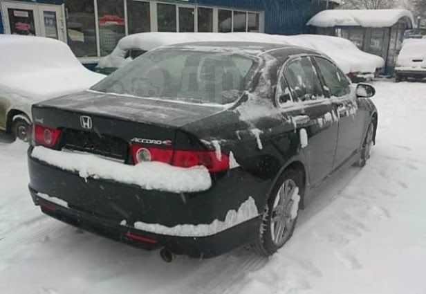 Honda Accord, 2007 год, 355 000 руб.