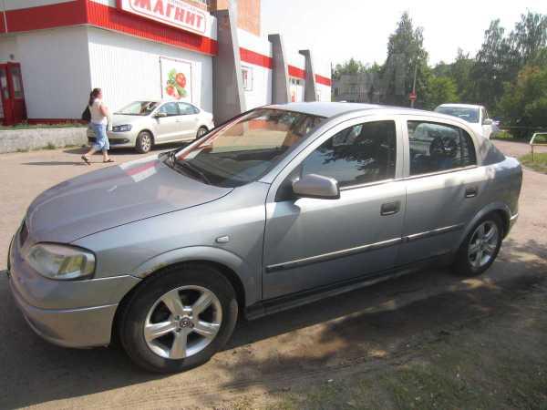 Opel Astra, 2001 год, 160 000 руб.