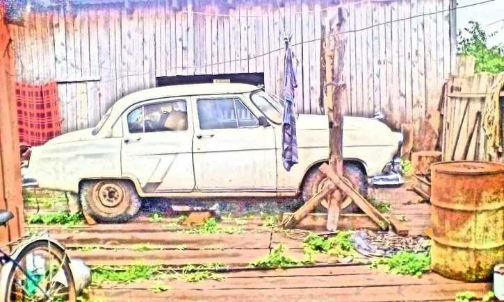 ГАЗ 21 Волга, 1962 год, 200 000 руб.
