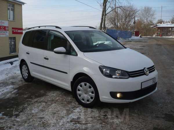 Volkswagen Touran, 2012 год, 595 000 руб.