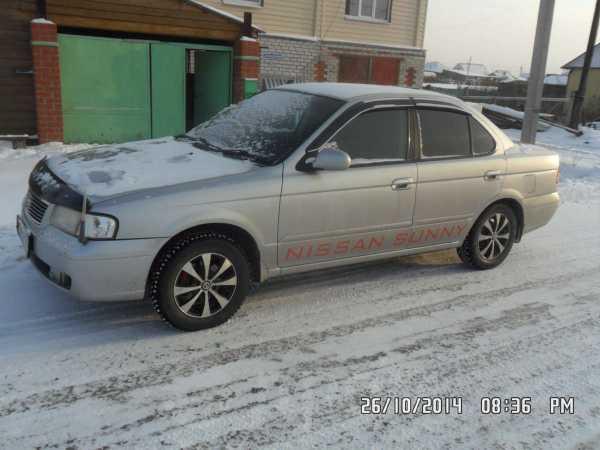 Nissan Sunny, 2003 год, 180 000 руб.