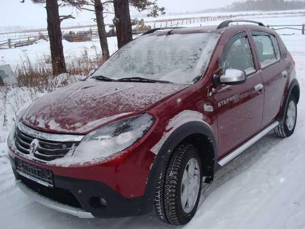 Renault Sandero, 2012 год, 470 000 руб.