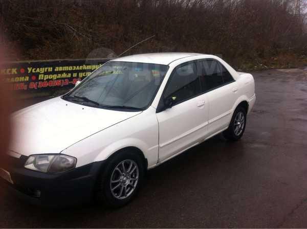 Mazda Familia, 2000 год, 140 000 руб.