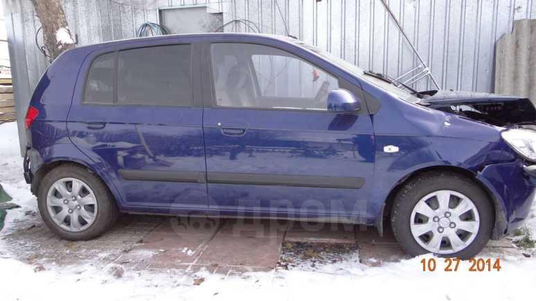 Hyundai Getz, 2007 год, 130 000 руб.