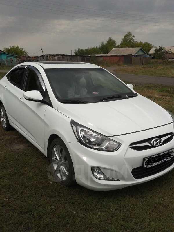 Hyundai Accent, 2011 год, 550 000 руб.
