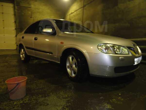 Nissan Almera, 2001 год, 163 000 руб.