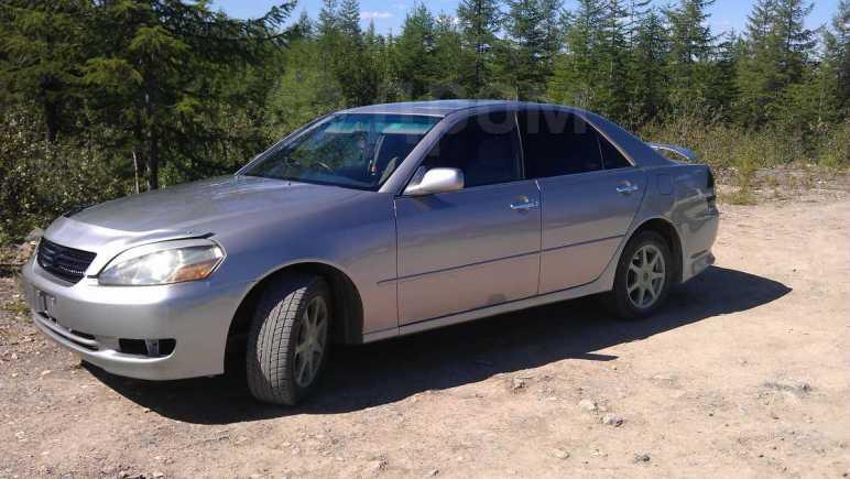 Toyota Mark II, 2001 год, 390 000 руб.