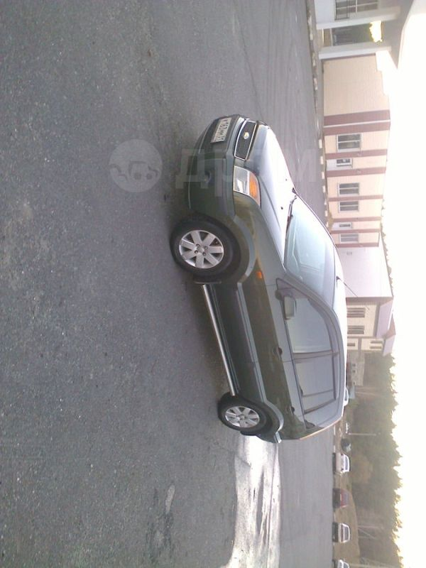Ford Fusion, 2007 год, 259 000 руб.