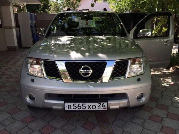 Nissan Pathfinder, 2006 год, 720 500 руб.