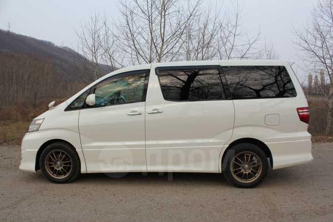 Toyota Alphard, 2007 год, 1 050 000 руб.