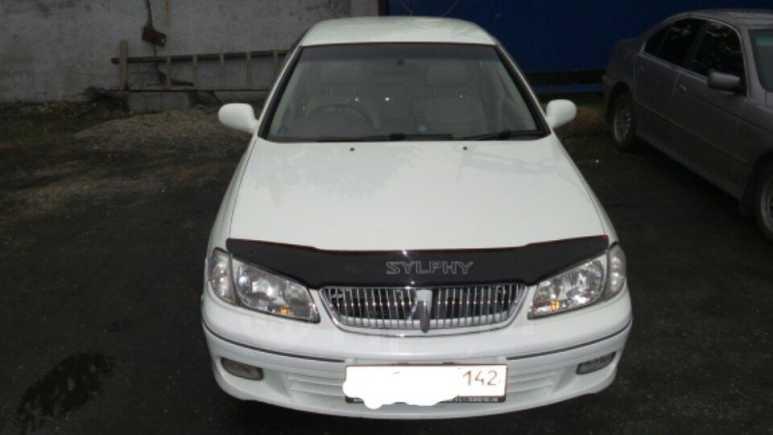 Nissan Bluebird Sylphy, 2001 год, 80 000 руб.
