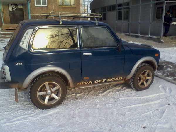 Лада 4x4 2121 Нива, 2001 год, 150 000 руб.