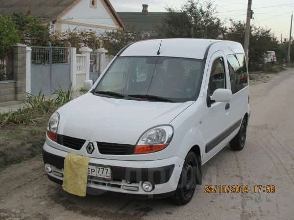 Renault Kangoo, 2007 год, 320 000 руб.