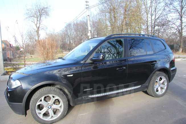 BMW X3, 2009 год, 950 000 руб.