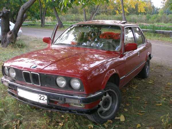 BMW 3-Series, 1987 год, 60 000 руб.