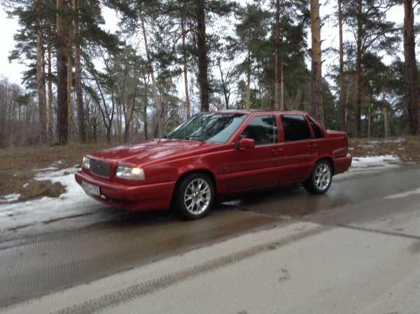 Volvo 850, 1993 год, 139 000 руб.