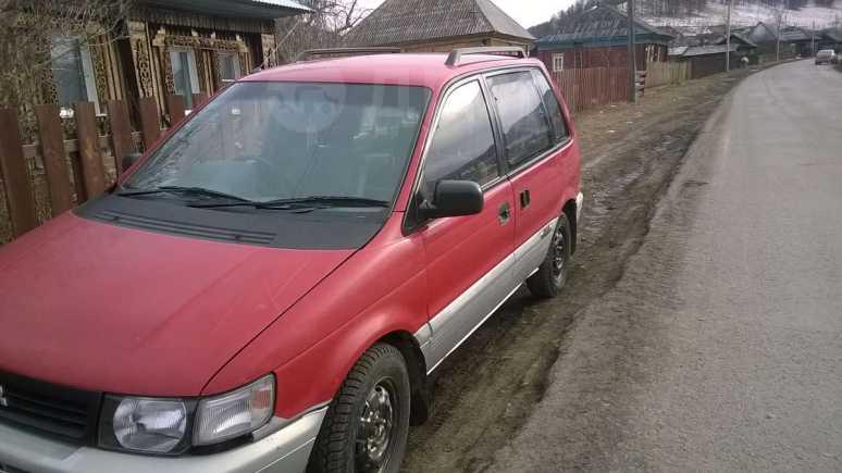 Mitsubishi RVR, 1993 год, 135 000 руб.