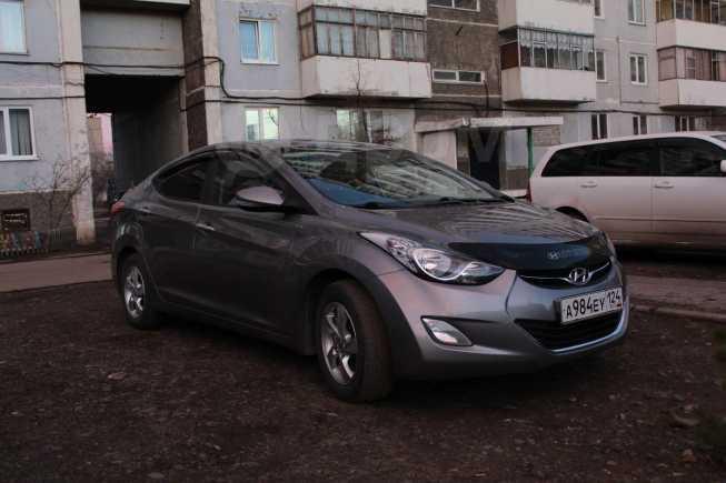 Hyundai Avante, 2011 год, 625 000 руб.