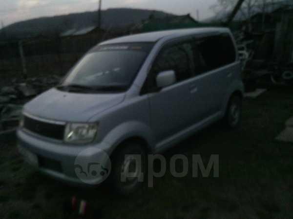 Mitsubishi eK Wagon, 2001 год, 110 000 руб.