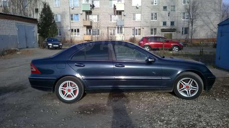 Mercedes-Benz C-Class, 2001 год, 318 000 руб.