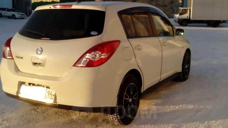 Nissan Tiida, 2012 год, 435 000 руб.