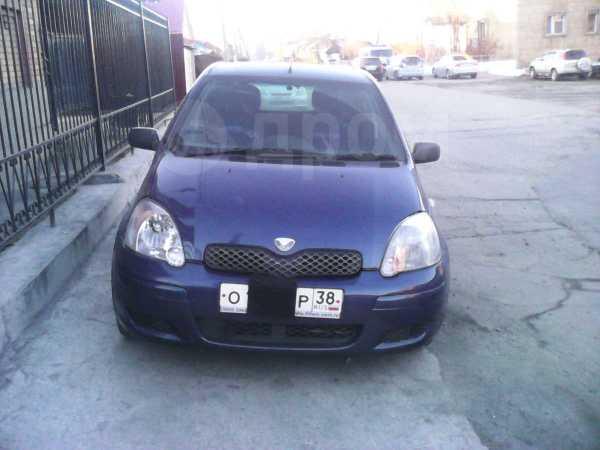 Toyota Vitz, 2003 год, 190 000 руб.