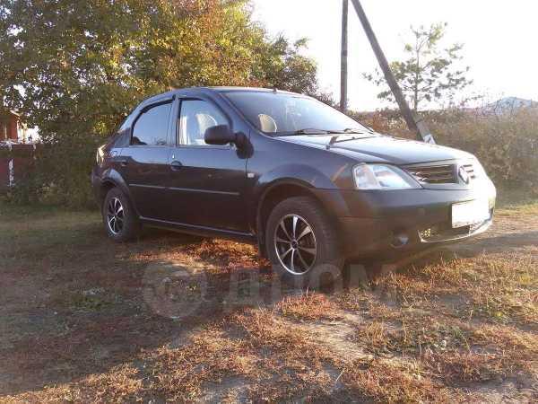 Renault Logan, 2007 год, 225 000 руб.
