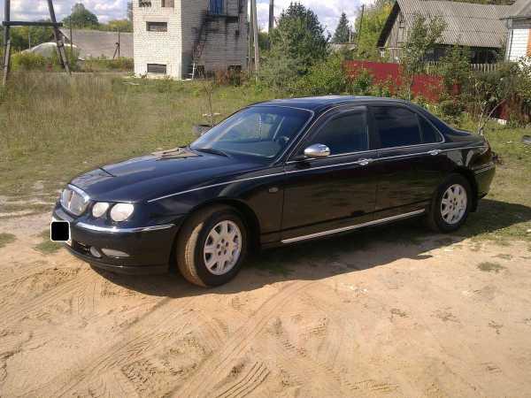 Rover 75, 2001 год, 330 000 руб.