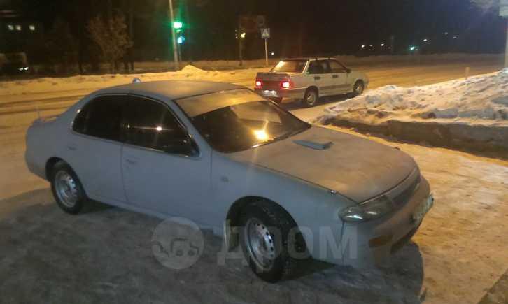Nissan Bluebird, 1993 год, 90 000 руб.