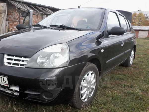 Renault Symbol, 2008 год, 185 000 руб.