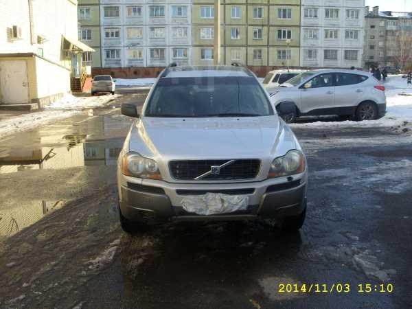 Volvo XC90, 2005 год, 670 000 руб.