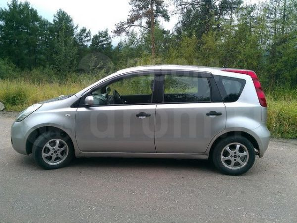Nissan Note, 2007 год, 250 000 руб.