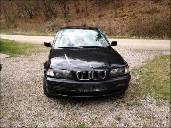 BMW 3-Series, 2001 год, 125 000 руб.