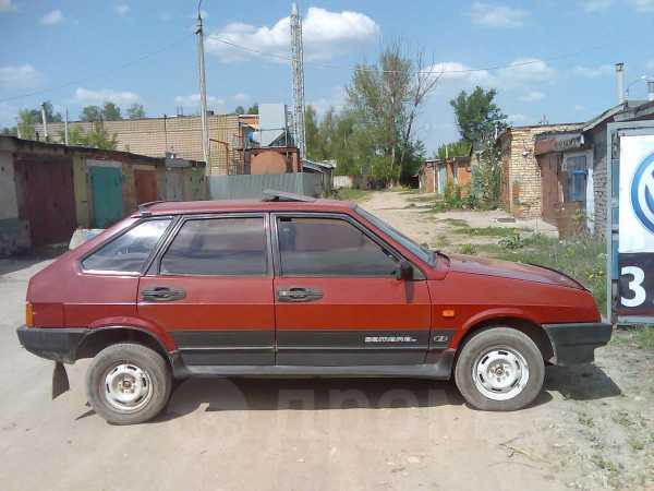 Лада 2109, 1992 год, 45 000 руб.