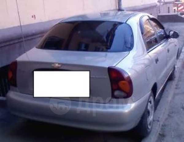 Chevrolet Lanos, 2006 год, 140 000 руб.