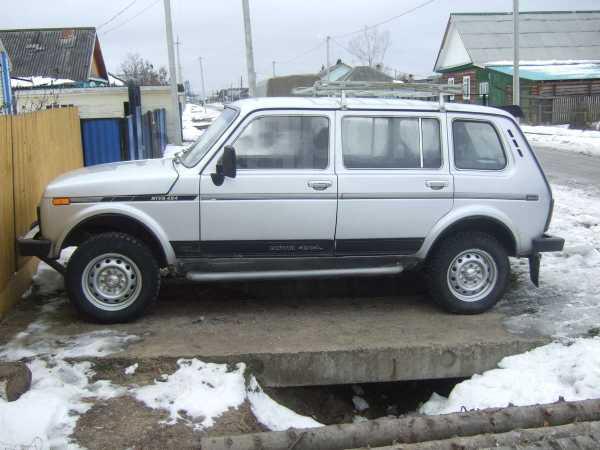 Лада 4x4 2131 Нива, 2004 год, 110 000 руб.