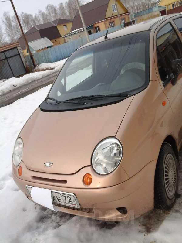 Daewoo Matiz, 2002 год, 85 000 руб.