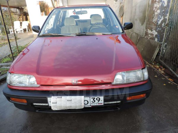 Honda Civic, 1990 год, 90 000 руб.