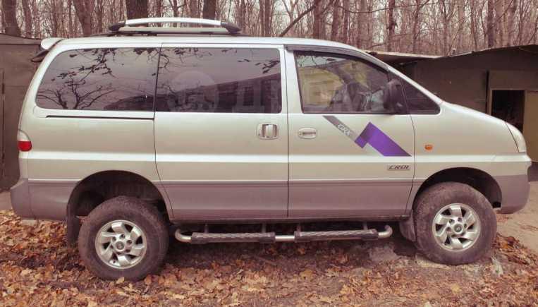Hyundai Grand Starex, 2006 год, 650 000 руб.