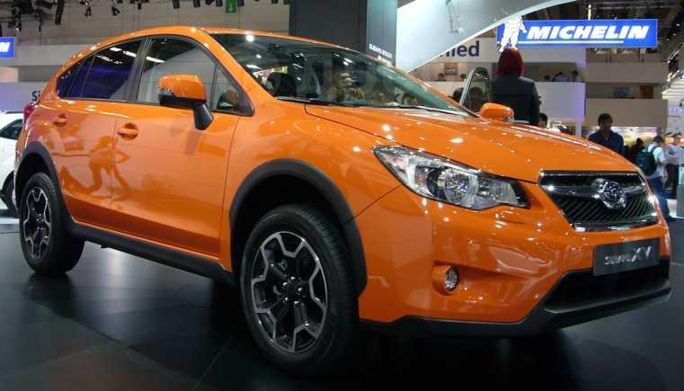 Subaru XV, 2012 год, 999 000 руб.