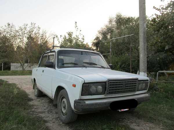 Лада 2107, 2001 год, 48 000 руб.