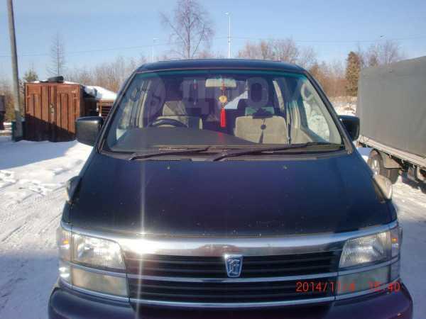 Nissan Elgrand, 1998 год, 300 000 руб.