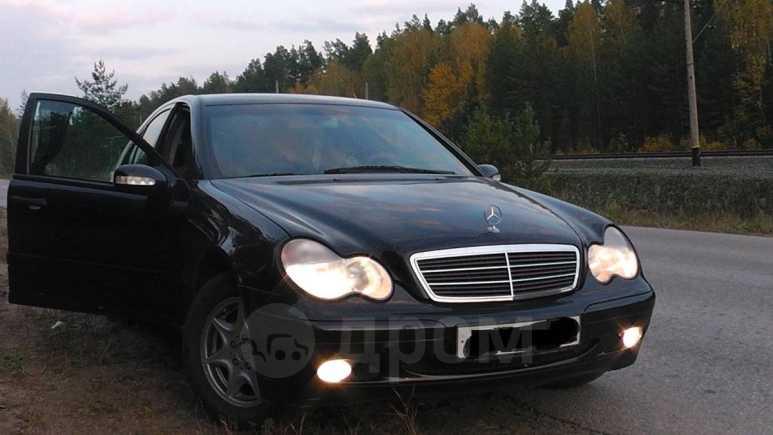 Mercedes-Benz C-Class, 2001 год, 399 000 руб.