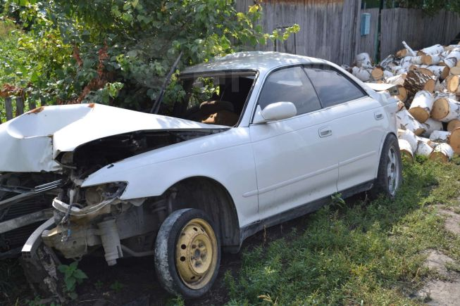 Toyota Mark II, 1993 год, 35 000 руб.