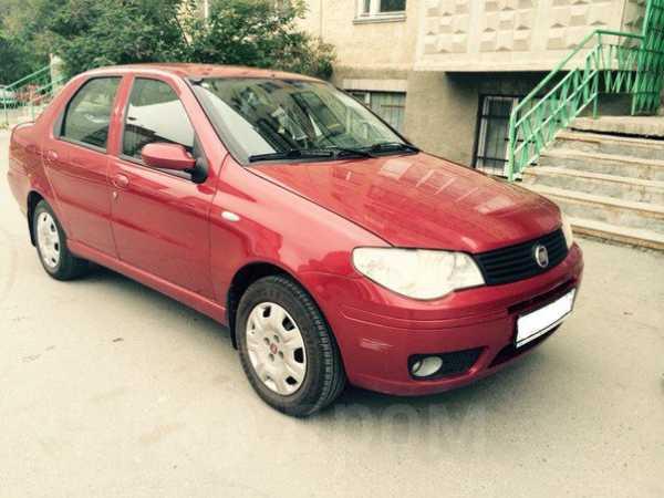 Fiat Albea, 2009 год, 230 000 руб.